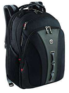 Wenger Legacy 16 Inch Backpack - £23.99 Ryman with code C&C - £47 on Amazon - rrp £59.99