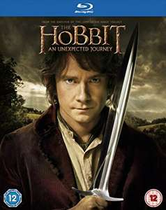 The Hobbit: An Unexpected Journey, Bluray pre owned £1 @ CEX