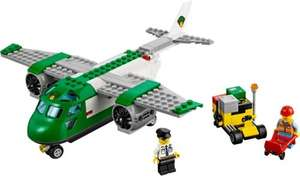 LEGO City Cargo Plane 60101 instore @ Dobbies