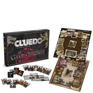 Cluedo - Game of Thrones £17.59 delivered @ IWOOT with code 12VBIW