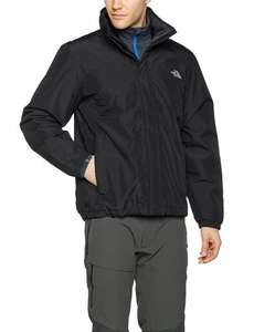 North Face Men's Resolve Insulated Jacket - Large - Black - Amazon - £46.80