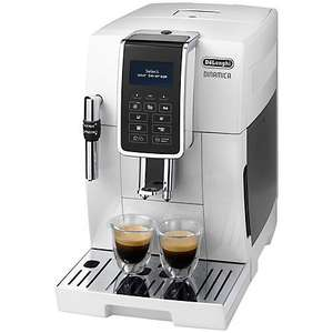 De'Longhi ECAM350.35.W Bean to Cup Coffee Machine £344.99 with trade in @ John Lewis
