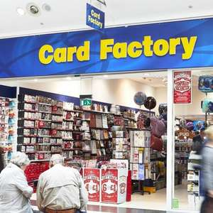 7 for £1 - Inflation busting birthday cards @ Card Factory