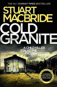 Stuart MacBride 'Cold Granite' Free on Kindle @ Amazon