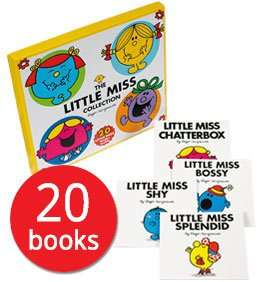 20 Little Miss Books £12.94 delivered @ Bookpeople