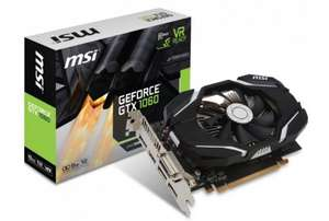 GeForce GTX 1060 GT OC Single Fan ITX 6144MB w/ free game (For Honor or Ghost Recon) £210 @ Overclockers