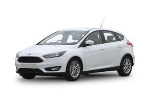 Ford Focus 1.5 TDCi (120) Titanium Navigation 5dr 2 Year Lease: £4522 @ Motor Depot