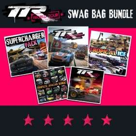 Table Top Racing Swag Bag with all DLC and Dynamic theme on PS4 was £17.99 now £6.49 @ PSN Store