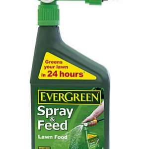 Evergreen 1L spray and feed 99p instore @ Wickes