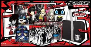 "Persona 5 ""Take Your Heart"" Collectors Edition BACK UP £79.99 @ AMAZON"