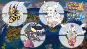 Download 4 of the missing megastones for Pokemon Sun & Moon