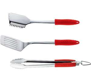 Bodum Fyrkat BBQ Tool Set - Red £13.99 / £17.94 Delivered @ Argos