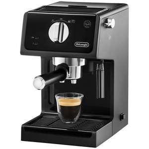 DeLonghi ECP31.21 Italian Traditional Espresso Coffee Maker, Black £69.95 @ John Lewis