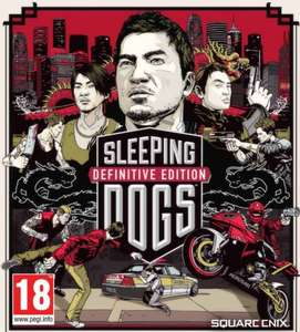 [Steam] Sleeping Dogs Definitive Edition: Limited Edition (with art book) - £3.99 (+£1.99 Non Prime) - Amazon