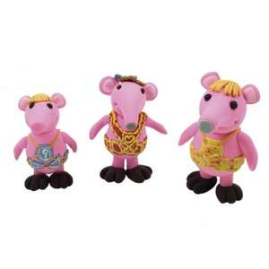Apples to Pears Model Your Own Clangers (in a tin case) £5.40 delivered with code 10GIFTS @ Internet Gift Store