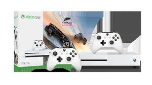 XBONE S 1TB with Forza Horizon 3 & free Controller £269.99 @ MSStore