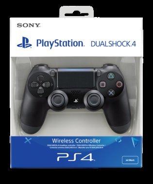 PS4 Dualshock V2 Controller Black £36.85 @ Shopto