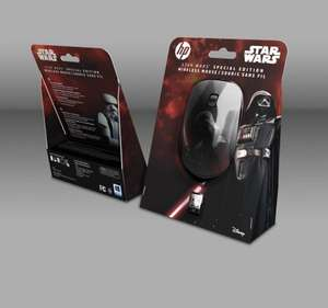 HP Star Wars z4000 Wireless Mouse £24.99 @ ebay / jls_trading
