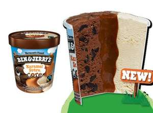 Ben & Jerrys (all varieties) just £1.99 instore @ Home Bargains