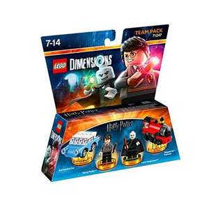 Lego Dimensions Harry Potter Team Pack (Damaged Box) £12 eBay Tesco outlet £12