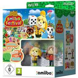 Animal crossing  amiibo festival £12.99 wii u at Game online and instore
