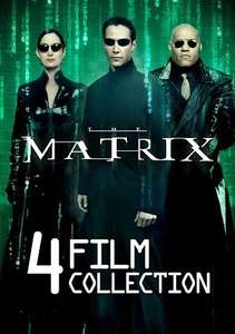 the matrix 4 film collection hd - Google play £5.99 with 50% off any movie voucher