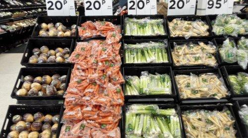 20p parsnip ,carrots, swede,leeks asda!!!!!
