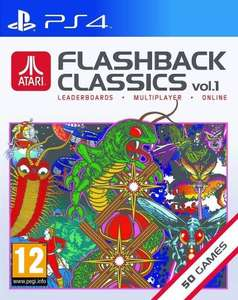 Atari Flashback Classics Vol 1 & 2 (Xbox One & PS4) - £15.99 Each Delivered @ Base