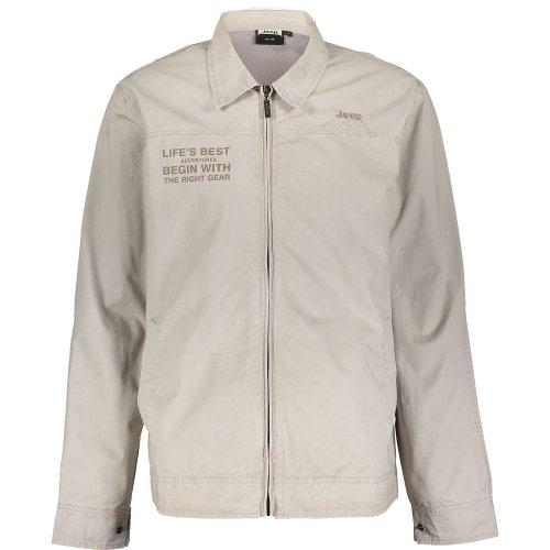 JEEP Sand Brown Harrington Jacket @ TKMaxx Online - £28.98 Delivered