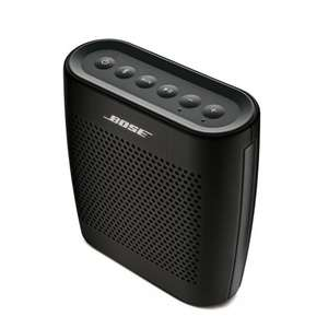 Bose SoundLink Colour Bluetooth Speaker - Black £79.95 (RRP £99.95) @ Amazon.co.uk and John Lewis
