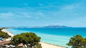 7 nights in Majorca, Spain for just £145pp (total £289) including flights, 3* hotel and transfers @ ryanair