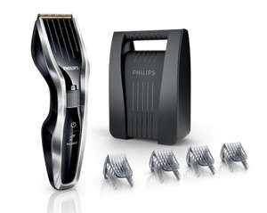 Philips Series 5000 Hair Clipper HC5450/83 with DualCut Technology, Titanium Blades and Cordless Use £24.99 Amazon