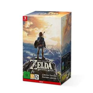 Legend of Zelda: Breath of the Wild Limited Edition Nintendo Switch - £69.99 @ Smyths Toys
