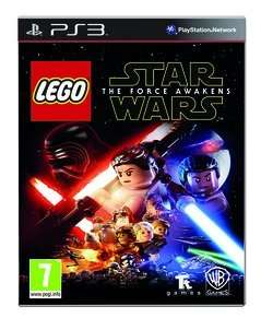 LEGO Star Wars: The Force Awakens (PS3/X360) £9.99 Delivered @ GAME