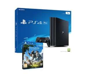 PS4 Pro 1TB Console + Horizon Zero Dawn - £344.86 - Shopto
