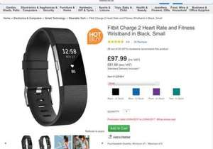 Fitbit charge 2 £97.99 @ Costco