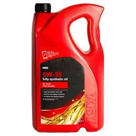 Engine oil. 5w 30, 5w 40, ford 913 d, MB 229.51 £13 instore @ Asda