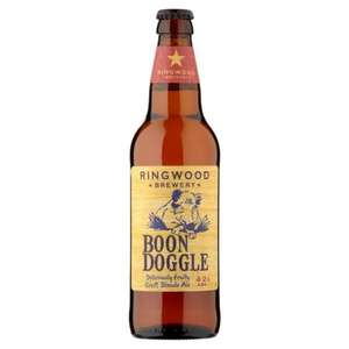 Ringwood Boondoggle Beer £1.00 Morrisons