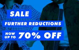 ASOS Upto 70% off Sale