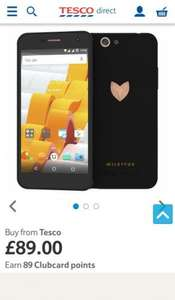 Wileyfox Spark + Bundle - Sim free £89 @ Tesco Direct