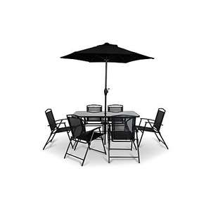 Bahama 8 piece garden set down to £75 this weekend (Friday) @ B&Q