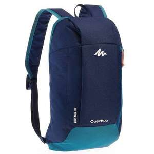 Quechua Arpenaz 10L Backpack/Rucksack £2.49 @ Decathlon (C+C from Asda)
