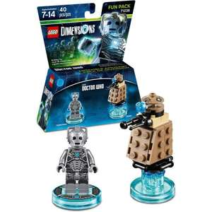 Lego Dimensions £8.99 - 3 for 2 On Fun/Level/Team/Story Packs @ Argos Some Cheap Fun Packs