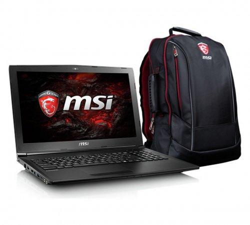 MSI GL62M 15.6 In 8GB 1TB Ci5 GTX1050 Gaming Laptop & Bag £799.99 @ Argos