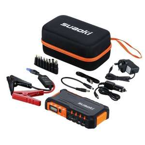 Suaoki G7 18000mAh Car Jump Starter & Power Bank for £47.99 delivered - Sold by Suaoki UK and Fulfilled by Amazon