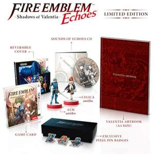 Fire emblem echoes limited edition - £74.99 @ Nintendo Store