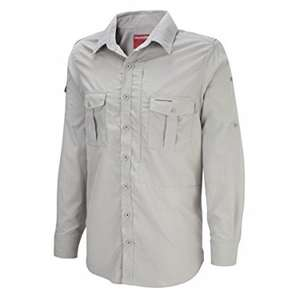Craghoppers Nosilife long sleeved shirt (Small) £8.66 Delivered from Amazon (Sold by Portstewart Clothing Company)
