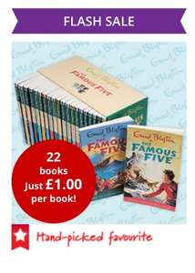 The Book People Flash Sale!