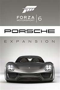 Forza 6 Porsche Expansion £4.00 with Gold (Xbox One)