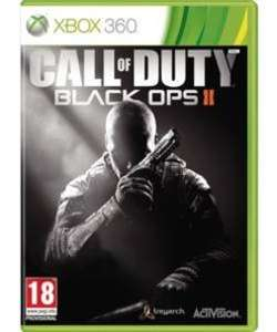 Call of Duty Black Ops 2 Xbox 360 (Now available on backward compatibility) £10.49 @ Argos